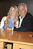 "Lauralee Bell and John McCook  attends the book signing of "" The Young & Restless LIfe of William J Bell"" by Michael Maloney and Lee Phillip Bell  on June 21, 2012 at The Barnes & Nobles in The Grove in Los Angeles."