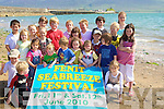 SCEMMING: Scemming the waters were the local children as one of the many activites which will be on at the Fenit Seabreeze Festival on 11 and 12 June at Fenit.......................................................................... ........