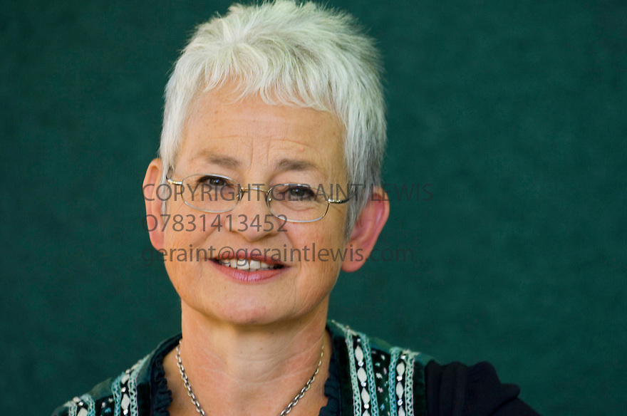 Jaqueline Wilsn,children's author , her latest book is Candy Floss.. CREDIT Geraint Lewis