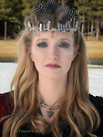 Katelyn as The Ice Queen