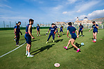 UD Levante's players during training session. June 10,2020.(ALTERPHOTOS/UD Levante/Pool)