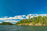 Boreal forest on Lake of the Woods<br />