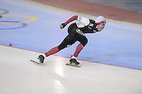 SCHAATSEN: SALT LAKE CITY: Utah Olympic Oval, 15-11-2013, Essent ISU World Cup, 1500m, Haralds Silovs (LAT), ©foto Martin de Jong