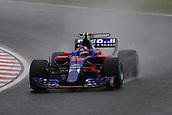 6th October 2017, Suzuka Circuit, Suzuka, Japan; Japanese Formula One Grand Prix, Friday Free Practice; Carlos Sainz - Scuderia Toro Rosso