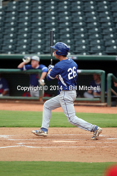 Cody Bellinger - 2014 AIL AIL Dodgers (Bill Mitchell)