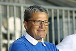 28 September 2013: Fort Lauderdale head coach Gunter Kronsteiner (AUT). The Carolina RailHawks played the Fort Lauderdale Strikers at WakeMed Stadium in Cary, North Carolina in a North American Soccer League Fall 2013 Season regular season game. Carolina won the game 2-0.