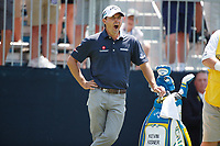 Kevin Kisner (USA) waits to tee off on the first hole during the third round of the 100th PGA Championship at Bellerive Country Club, St. Louis, Missouri, USA. 8/11/2018.<br /> Picture: Golffile.ie | Brian Spurlock<br /> <br /> All photo usage must carry mandatory copyright credit (&copy; Golffile | Brian Spurlock)