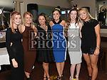 Emma Kierans celebrating her 21st birthday in The Thatch with cousins Ana and Eva Gardiner, Sarah Kierans, Hayley Cunningham and Jill McEvoy. Photo:Colin Bell/pressphotos.ie