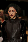 Runway Show-Mercedes Benz Fashion Week Douglas Hannant Fall 2013, NY 2/13/13