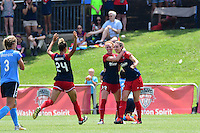 Washington Spirit vs Sky Blue FC, July 31, 2016