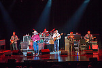 The Charlie Daniels Band performs at the Showroom in The Orleans  on the final night of the NFR 12-12-2015