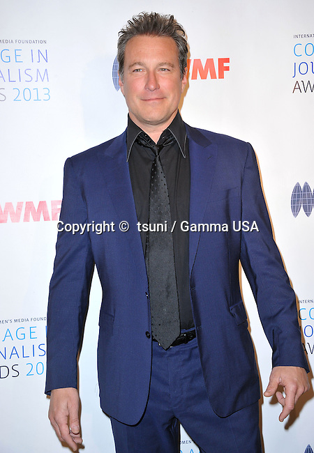 John Corbett  at the IWMF Courage In Journalism Awards 2013 at the Beverly Hills Hotel In Los Angeles.
