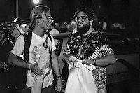 Maybe sell a few T-Shirts? After the Show. The Grateful Dead at Pine Knob Music Theatre, Clarkston, MI on 20 June 1991