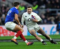 England v France. Guinness Six Nations. Twickenham. England. 10.2.19
