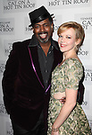 Lance Roberts & Emily Bergl attending the Broadway Opening Night Performance After Party for 'Cat On A Hot Tin Roof' at The Lighthouse at Chelsea Piers in New York City on 1/17/2013