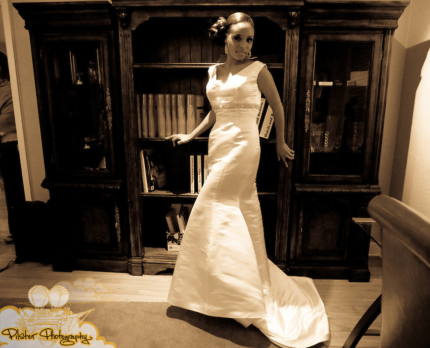 During the grand opening to other wedding professionals of PlanIT Boutique, a wedding resource library, on Thursday, November 12, 2009, in Orlando, Florida. (Chad Pilster, http://www.PilsterPhotography.net)