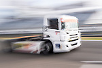 Dutch driver Erwin Klein Nagelvoort belonging Dutch team Erwin Klein Nagelvoort  during the super pole SP2 of the XXX Spain GP Camion of the FIA European Truck Racing Championship 2016 in Madrid. October 02, 2016. (ALTERPHOTOS/Rodrigo Jimenez)
