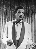 "CHUCK BERRY - Charles Edward Anderson ""Chuck"" Berry (October 18, 1926 – March 18, 2017)- circa 1957.  Photo: MMMedia Archive/IconicPix"