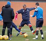 30.3.2018: Rangers training:<br /> Bruno Alves