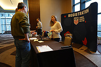 NASHVILLE, TN - FEBRUARY 13: Nashville, TN - Thursday February 13, 2020: U.S. Soccer's Annual General Meeting (AGM) at the Omni Hotel in Nashville, TN at Omni Hotel on February 13, 2020 in Nashville, Tennessee.