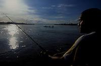 Pesca esportiva no rio Araguaia.<br /> Foto Paulo Santos