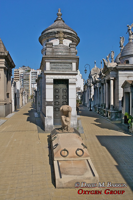 Mac Donald Family Tomb, La Recoleta Cemetery