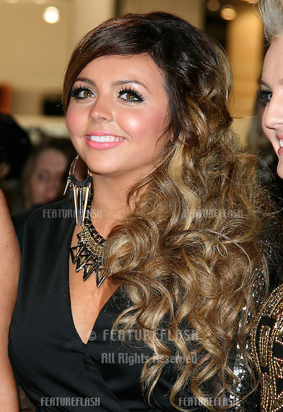 Jesy Nelson from Little Mix arriving for the UK premiere of The Twilight Saga: Breaking Dawn Part 1 at Westfield Stratford City, London. 17/11/2011 Picture by: Alexandra Glen / Featureflash