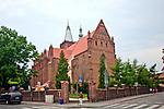 Chełmno, 2011-07-11. Kościół pw. Wniebowzięcia Najświętszej Marii Panny.