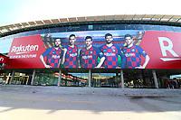 OCT 3 Barcelona, Spain