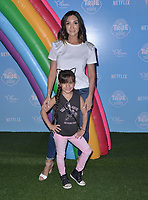 10 August  2017 - Los Angeles, California - Courtney Lopez.   Premiere of Netflix's &quot;True and The Rainbow&quot; held at Pacific Theaters at The Grove in Los Angeles. <br /> CAP/ADM/BT<br /> &copy;BT/ADM/Capital Pictures