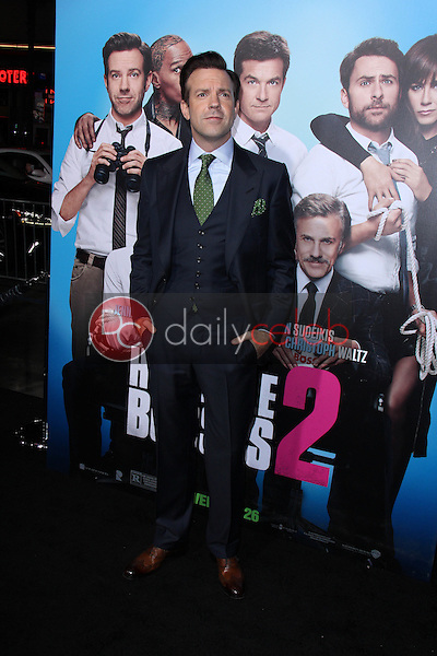 """Jason Sudeikis<br /> at the """"Horrible Bosses 2"""" Los Angeles Premiere, TCL Chinese Theater, Hollywood, CA 11-20-14<br /> David Edwards/DailyCeleb.com 818-249-4998"""