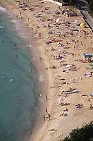 Italien, Elba, Strand von Cavoli