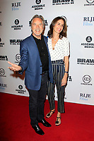 "LOS ANGELES - SEP 29:  Don Johnson, Kelley Phleger at the ""Brawl in Cell Block 99"" Premiere at the Egyptian Theater on September 29, 2017 in Los Angeles, CA"