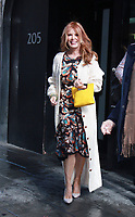 MAR 08 Roma Downey Seen In NYC