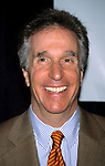 Henry Winkler attends the O Magazinf Launch in New York City on April 17, 2000