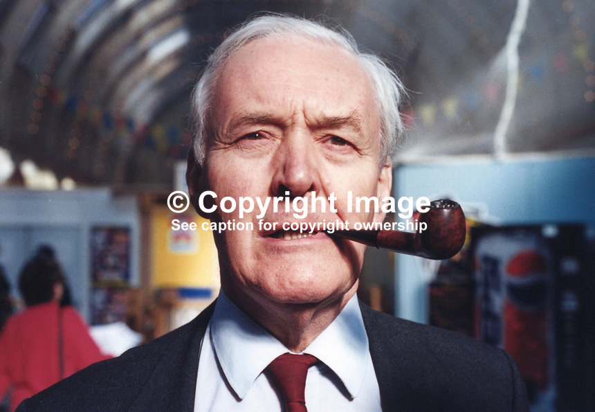 Tony Benn, Tony Wedgwood Benn, MP, Labour Party, UK, Westminster Parliament, 19940928/TWB.<br />