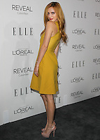 BEVERLY HILLS, CA, USA - OCTOBER 20: Bella Thorne arrives at ELLE's 21st Annual Women In Hollywood held at the Four Seasons Hotel on October 20, 2014 in Beverly Hills, California, United States. (Photo by Celebrity Monitor)