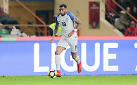 Leiria, Portugal - Tuesday November 14, 2017: Danny Williams during an International friendly match between the United States (USA) and Portugal (POR) at Estádio Dr. Magalhães Pessoa.