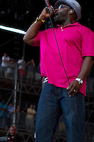 The Roots at the 2012 Bonnaroo Music Festival in Manchester, Tennessee. June 9, 2012. Credit: Jen Maler / MediaPunch Inc. NORTEPHOTO.COM<br />