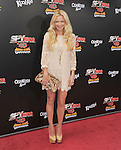 Charlotte Ross at The Weinstein Company World Premiere of Spy Kids: All the Time in the World in 4 held at The Regal Cinames,L.A. Live in Los Angeles, California on July 31,2011                                                                               © 2011 Hollywood Press Agency