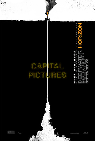 Deepwater Horizon (2016) <br /> POSTER ART<br /> *Filmstill - Editorial Use Only*<br /> CAP/KFS<br /> Image supplied by Capital Pictures