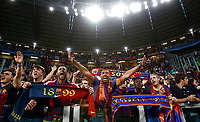 Football Soccer: UEFA Champions League quarter final first leg Juventus-Barcellona, Juventus stadium, Turin, Italy, April 11, 2017. <br />