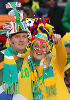 SOCCER/FUTBOL..WORLD CUP 2010..FASTUOSA FIESTA..Photo of the opening ceremony of the World Cup 2010 South Africa at the Soccer City stadium of Johannesburg, South Africa./Foto de la ceremonia de apertura de la Copa del Mundo Sudafrica 2010 en el Soccer City stadium de Johannesburgo, Sudafrica. 11 June 2010 MEXSPORT/DAVID LEAH