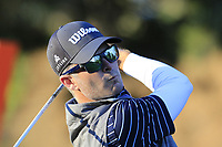 Kevin Streelman (USA) tees off the 1st tee at Spyglass Hill during Thursday's Round 1 of the 2018 AT&amp;T Pebble Beach Pro-Am, held over 3 courses Pebble Beach, Spyglass Hill and Monterey, California, USA. 8th February 2018.<br /> Picture: Eoin Clarke | Golffile<br /> <br /> <br /> All photos usage must carry mandatory copyright credit (&copy; Golffile | Eoin Clarke)