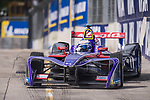 Sam Bird of Great Britain from DS Virgin Racing competes in the Formula E Qualifying Session 1 during the FIA Formula E Hong Kong E-Prix Round 1  at the Central Harbourfront Circuit on 02 December 2017 in Hong Kong, Hong Kong. Photo by Marcio Rodrigo Machado / Power Sport Images
