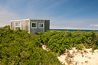 The Margo-Gelb dune shack shown here was photographed in June, 2012 by Frank Vitale during a 2-week stay in the shack.<br /> <br /> The shack was once owned by painter Boris Margo and his wife Jan Gelb, a printmaker. It consists of one room 14'x12', 2 beds, sink, gas stove and refrigerator, a hand pump well about 100' from the shack and an outhouse.