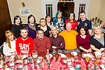Members of  Tralee Responders Enjoying their Christmas Party at Danny Lane on Friday