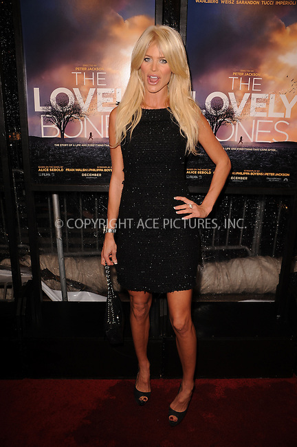 WWW.ACEPIXS.COM . . . . . ....December 2 2009, New York City....Victoria Silvstedt arriving at the 'The Lovely Bones' premiere at the Paris Theatre on December 2, 2009 in New York City.....Please byline: KRISTIN CALLAHAN - ACEPIXS.COM.. . . . . . ..Ace Pictures, Inc:  ..(212) 243-8787 or (646) 679 0430..e-mail: picturedesk@acepixs.com..web: http://www.acepixs.com