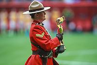 VANCOUVER, CANADÁ, 05.07.2015 - EUA-JAPÃO - Copa do Mundo de Futebol Feminino é apresentada antes da partida entre Estados Unidos e Japão no Estádio BC Place em Vancouver  no Canadá neste domingo, 05.  (Foto: William Volcov/Brazil Photo Press)