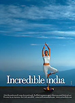 Incredible India - 'Mind, Body & Soul'. Agency - Ogilvy.
